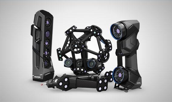 Taşınabilir 3D Tarayıcılar