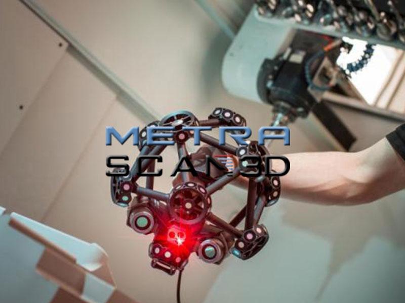 MetraScan 3D